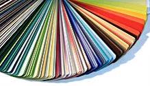 Auswahl Farbkarten